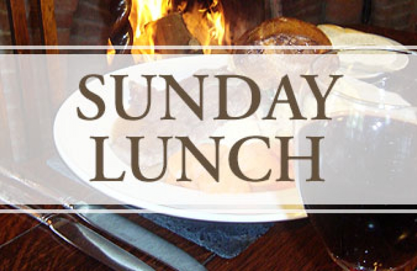 Sunday Lunch Aug 18